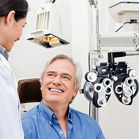 Consultation ophtalmologique